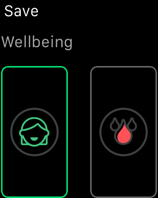 Pilly! Apple Watch App Wellbeing