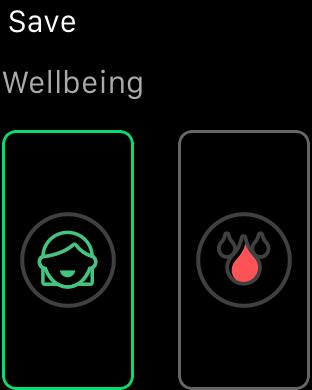 Pilly! Apple Watch App Wellbeing